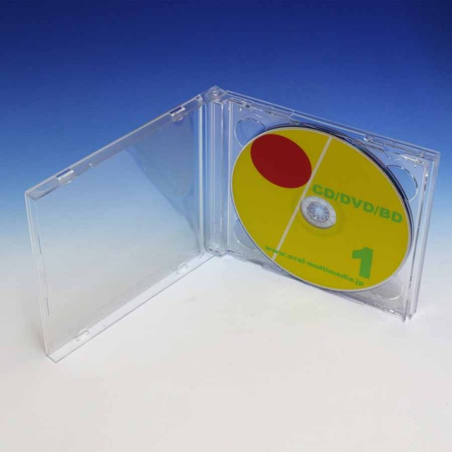 CDケース 2Dケース ジュエルケース