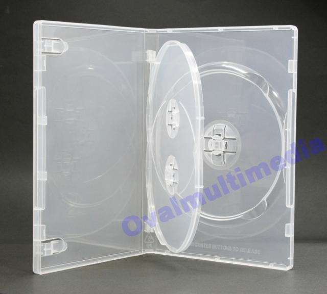 DVDケース3枚収納