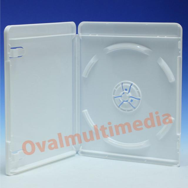 Blu-rayDisc ブルーレイディスクケース ホワイト